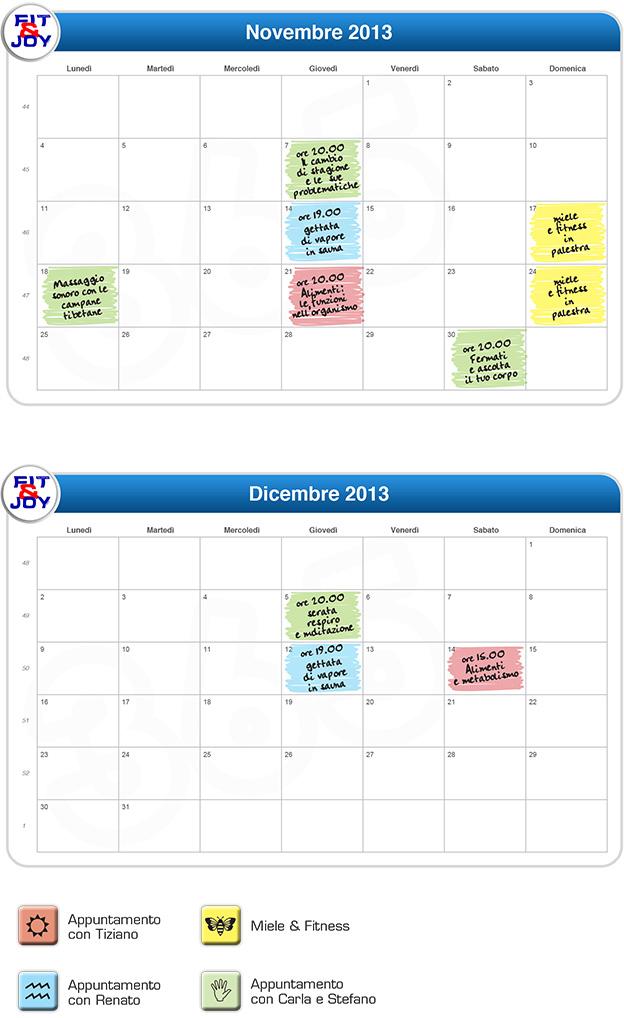 calendario-benessere-palestra